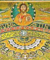 Mosaico di Gesù Cristo
