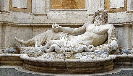 Monografie romane fontane i parte fontane antiche pagina 1 for Fontane antiche