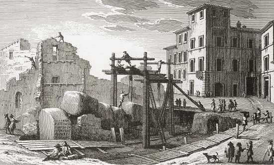 Roman monographs obelisks introduction for Vasi antichi romani