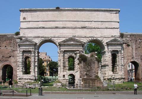 Aurelian 39 s walls part 2 page 2 - Rome porta maggiore ...