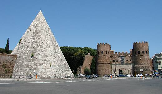 Aurelian 39 s walls part 3 page 3 - Via di porta ardeatina ...