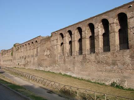 DIY Rome - The City Walls